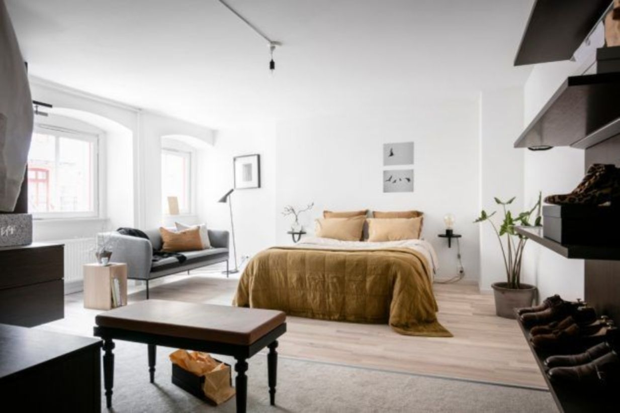 Interior Design For Your Bedroom With Scandinavian Style 51