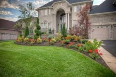 Lovely Landscaping Plans For Your Own Yard 20
