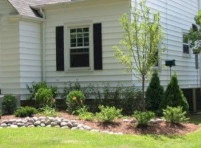 Lovely Landscaping Plans For Your Own Yard 34
