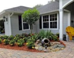 Lovely Landscaping Plans For Your Own Yard 41