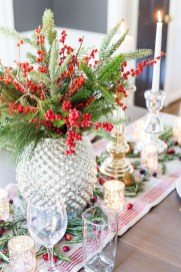 Luxury Christmas Table Decoration For Celebrating Christmas This Year 04