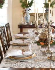 Luxury Christmas Table Decoration For Celebrating Christmas This Year 41