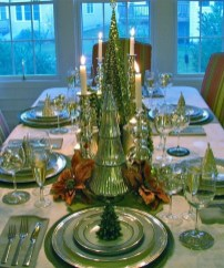 Luxury Christmas Table Decoration For Celebrating Christmas This Year 42