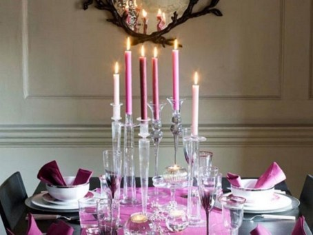 Luxury Christmas Table Decoration For Celebrating Christmas This Year 49