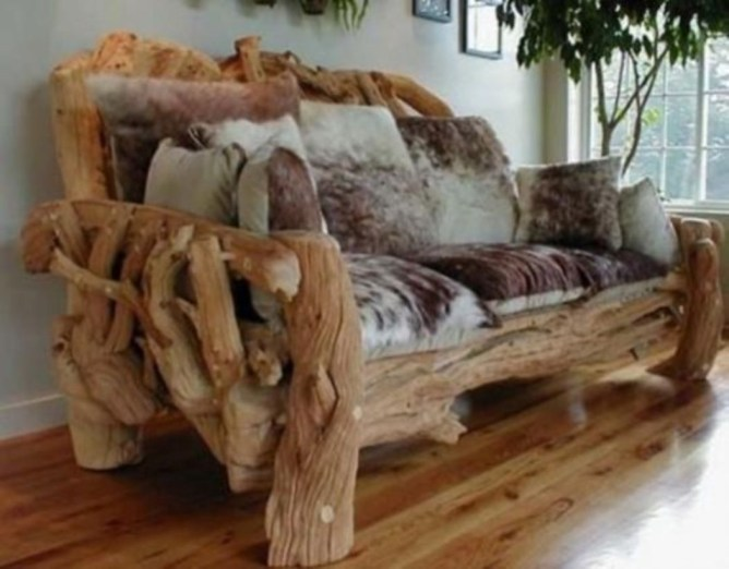 Ways To Upgrade Your House With Rustic Furniture Ideas 14