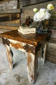 Ways To Upgrade Your House With Rustic Furniture Ideas 43