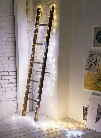 Ways To Use Christmas Light In Your Room 02
