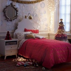 Ways To Use Christmas Light In Your Room 20