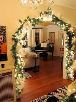 Ways To Use Christmas Light In Your Room 38