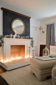 Ways To Use Christmas Light In Your Room 41