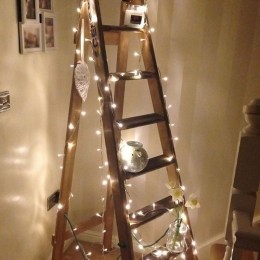 Ways To Use Christmas Light In Your Room 50