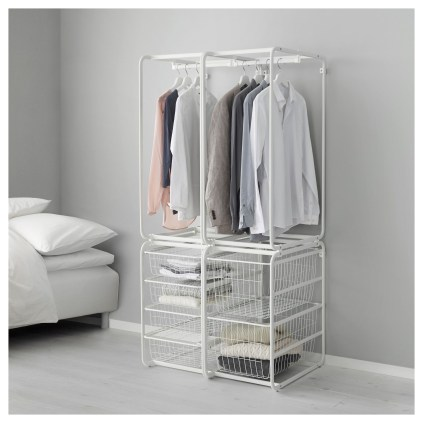 Wire Basket Ideas You Can Make For Storage 03
