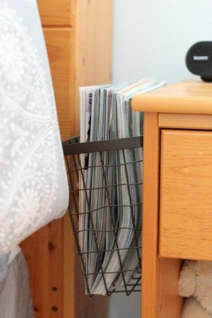 Wire Basket Ideas You Can Make For Storage 11