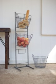 Wire Basket Ideas You Can Make For Storage 15