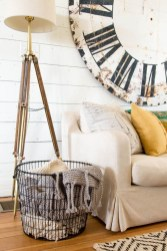 Wire Basket Ideas You Can Make For Storage 42