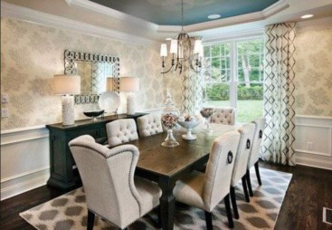 Wonderful Dining Room Decoration And Design Ideas 34