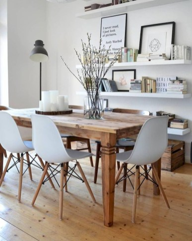 Wonderful Dining Room Decoration And Design Ideas 44