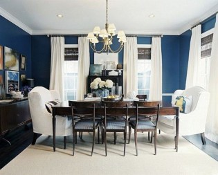 Wonderful Dining Room Decoration And Design Ideas 47