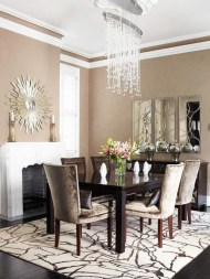 Wonderful Dining Room Decoration And Design Ideas 50