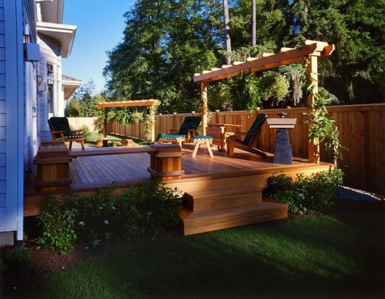 Best Deck Decorating Ideas For Outdoor Space 06