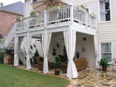 Best Deck Decorating Ideas For Outdoor Space 18