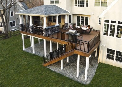 Best Deck Decorating Ideas For Outdoor Space 26
