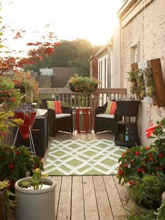 Best Deck Decorating Ideas For Outdoor Space 34