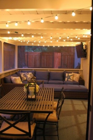 Best Deck Decorating Ideas For Outdoor Space 39