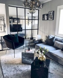 Awesome Scandinavian Style Interior Apartment Decoration 34