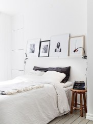 Awesome Scandinavian Style Interior Apartment Decoration 43