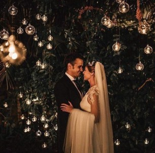 Amazing Hanging Ornament For Decorate Your Wedding 03