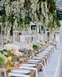Amazing Hanging Ornament For Decorate Your Wedding 17