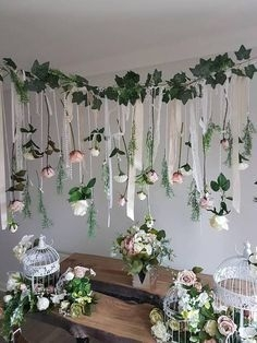Amazing Hanging Ornament For Decorate Your Wedding 28