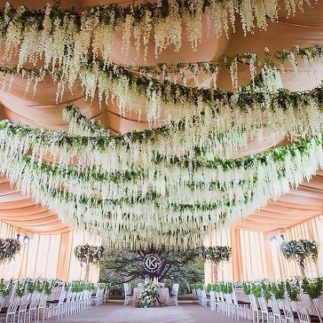 Amazing Hanging Ornament For Decorate Your Wedding 30