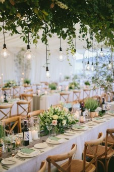 Amazing Hanging Ornament For Decorate Your Wedding 32