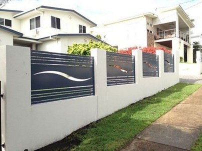 Amazing House Fence You Can Build In Your Garden 05