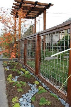 Amazing House Fence You Can Build In Your Garden 06