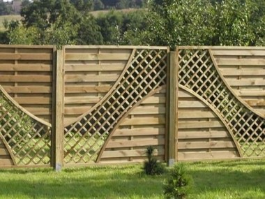 Amazing House Fence You Can Build In Your Garden 09
