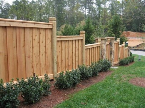 Amazing House Fence You Can Build In Your Garden 35