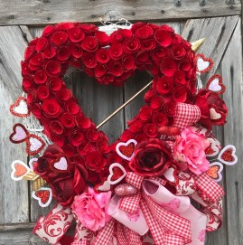 Best DIY Rustic Decoration Idea For Valentine Party 16