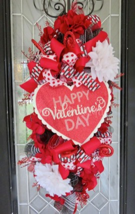 Best DIY Rustic Decoration Idea For Valentine Party 19