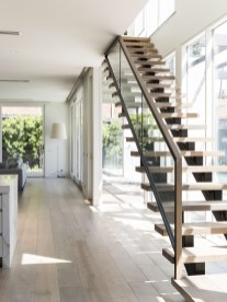 Best And Elegant Wooden Stairs In Your House 25