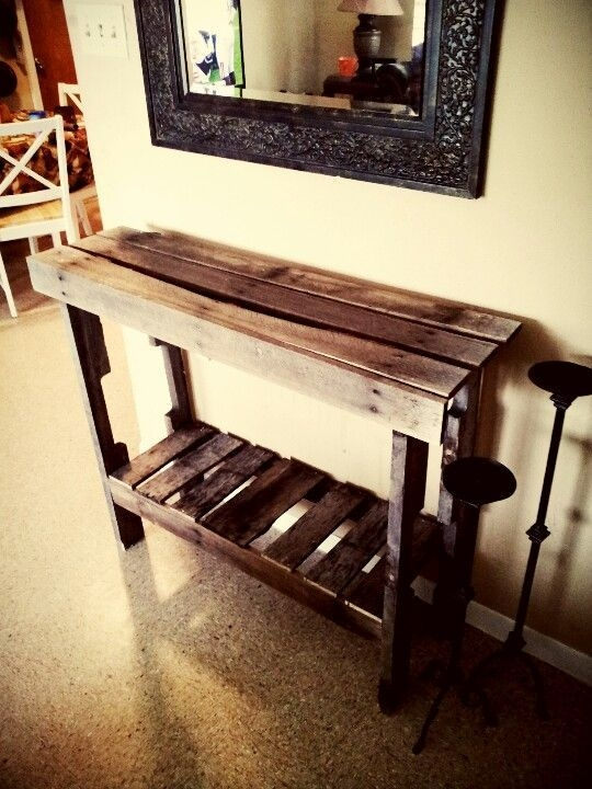 Creative And Easy Pallet Project DIY Idea Everyone Can Do 07