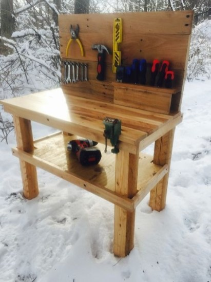 Creative And Easy Pallet Project DIY Idea Everyone Can Do 12