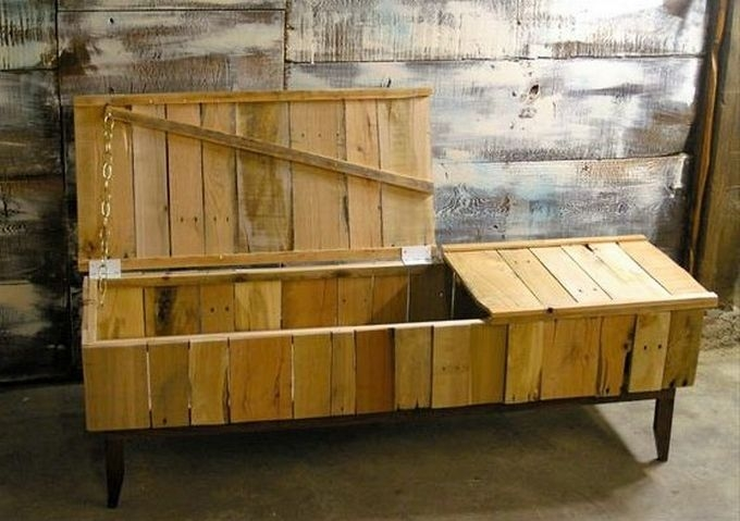 Creative And Easy Pallet Project DIY Idea Everyone Can Do 38