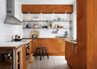 Inspiring Scandinavian Furniture For Your Kitchen Decoration 03
