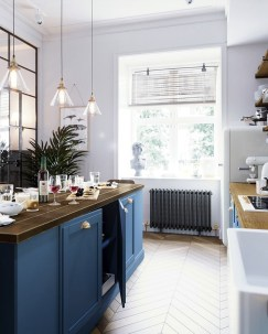 Inspiring Scandinavian Furniture For Your Kitchen Decoration 21