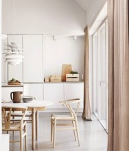 Inspiring Scandinavian Furniture For Your Kitchen Decoration 23