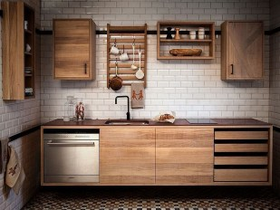 Inspiring Scandinavian Furniture For Your Kitchen Decoration 29