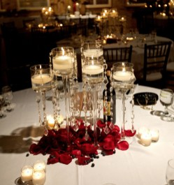 Romantic Table Decoration For Valentine's 28
